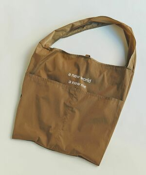 conges payes × setsuko todorok my bag 詳細画像 カーキ 1