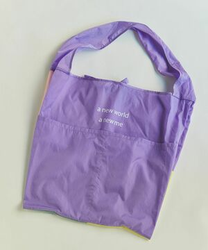 conges payes × setsuko todorok my bag 詳細画像 パープル 1